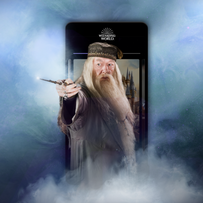 The Wizarding World App
